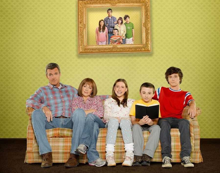 THE MIDDLE (7 p.m. Wednesdays, premieres Sept. 24)Frankie and the rest of the Heck family prepares for another wild season.