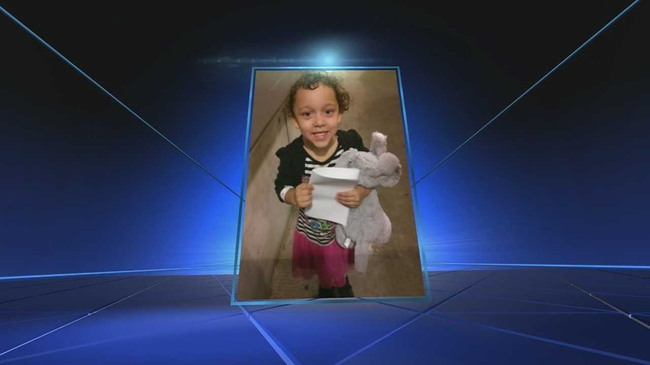 Deputies have been questioning the mother of a 4-year-old girl who was found alone at Wyandotte County Lake late Saturday to find out why the girl was there by herself.