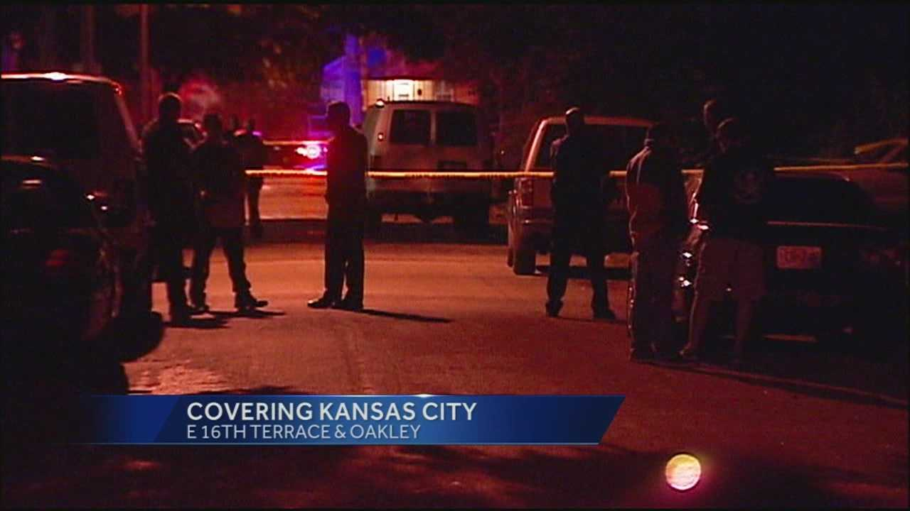 Kansas City police are investigating a deadly shooting in the 5600 block of East 16th Terrace.