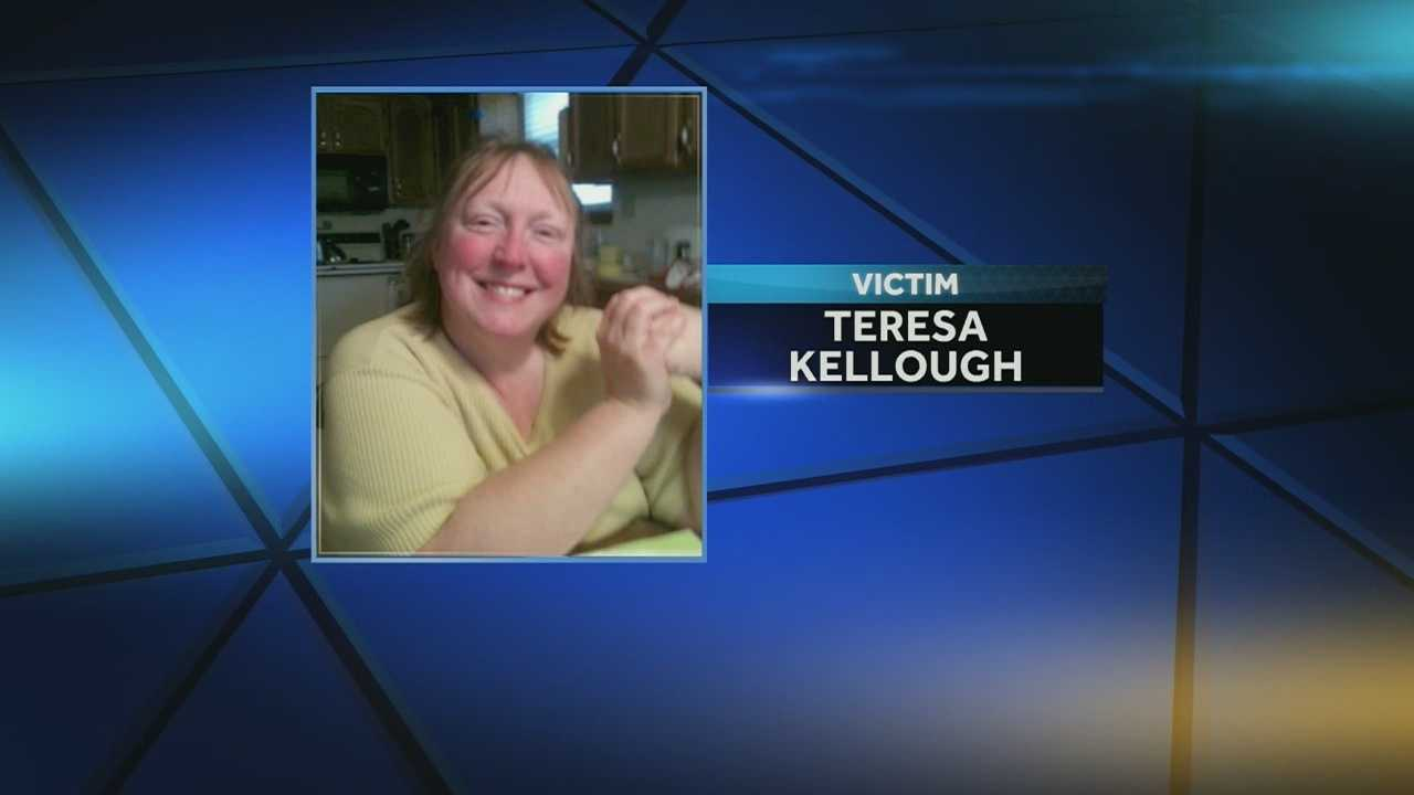 Kansas City police release the name of a woman found dead in her home on Tuesday morning.
