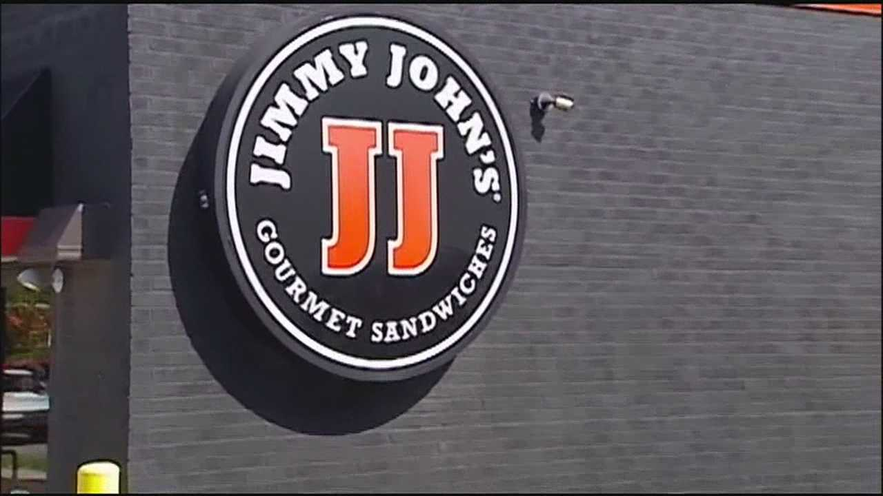 Jimmy John's is tightening its Internet security after a wide-ranging data breach.