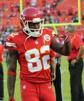 On the eve of the Royals first playoff appearance since 1985, players showed up for Monday Night Football at Arrowhead Stadium.  The baseball club from across the parking lot inspired the Chiefs.  Kansas City dominated the New England Patriots, winning 41-14.  Chiefs wide receiver Dwayne Bowe told reporters after the game that the Royals players helped motivate his team.