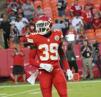 On the eve of the Royals first playoff appearance since 1985, players showed up for Monday Night Football at Arrowhead Stadium.  The baseball club from across the parking lot inspired the Chiefs.  Kansas City dominated the New England Patriots, winning 41-14.  Husain Abdullah intercepted Tom Brady and scored a touchdown during the fourth quarter to put the game away.