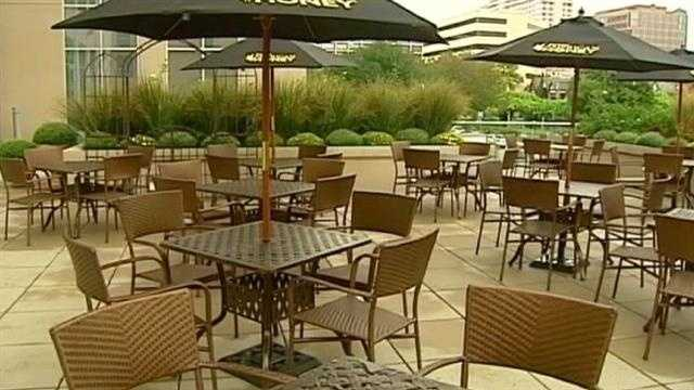 A year and a half after an explosion and fire rocked JJ's restaurant on the Country Club Plaza, the popular eatery is about to open at its new site across the street.