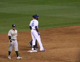 The Kansas City Royals host the Oakland Athletics in the AL Wild Card game.