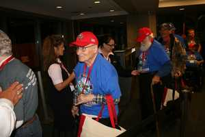 The Heartland Honor Flight is dedicated to taking veterans to the national memorials erected in their honor.  Click here to donate.