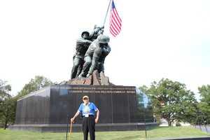 Heartland Honor Flight veterans visit national landmarks in Washington, D.C.
