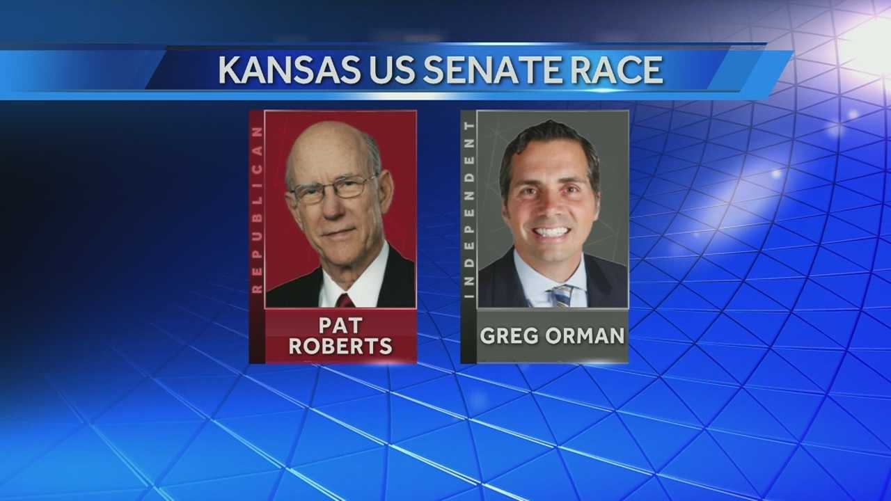 Kansas Sen. Pat Roberts and Independent challenger Greg Orman have both picked up endorsements in the U.S. Senate race, which has been hotly contested and is growing tighter.