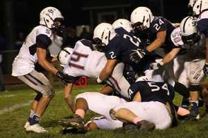 Mill Valley jumped out to a 7-0 lead at home against St. James Academy.