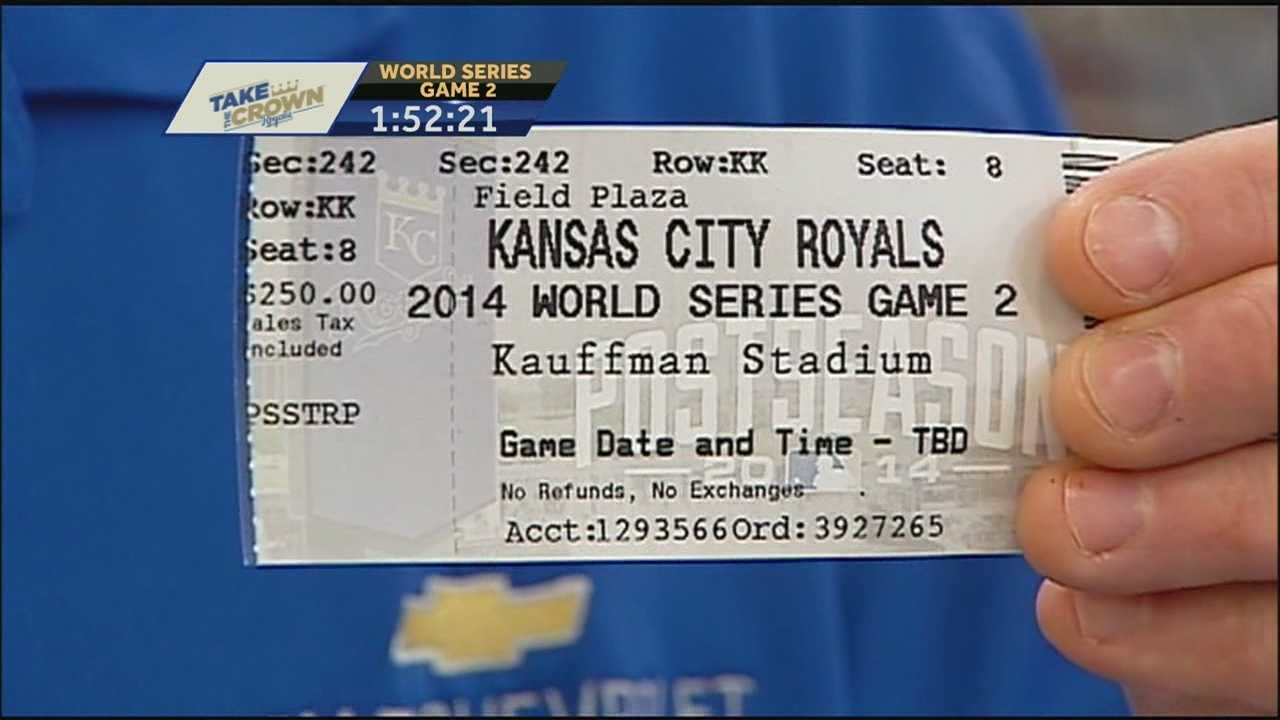 In a story that keeps getting better, a man who helped get some missing World Series tickets to the rightful owner has been rewarded with World Series tickets of his own.