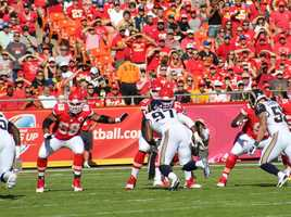 Ryan Harris continues playing well for the Chiefs at right tackle.