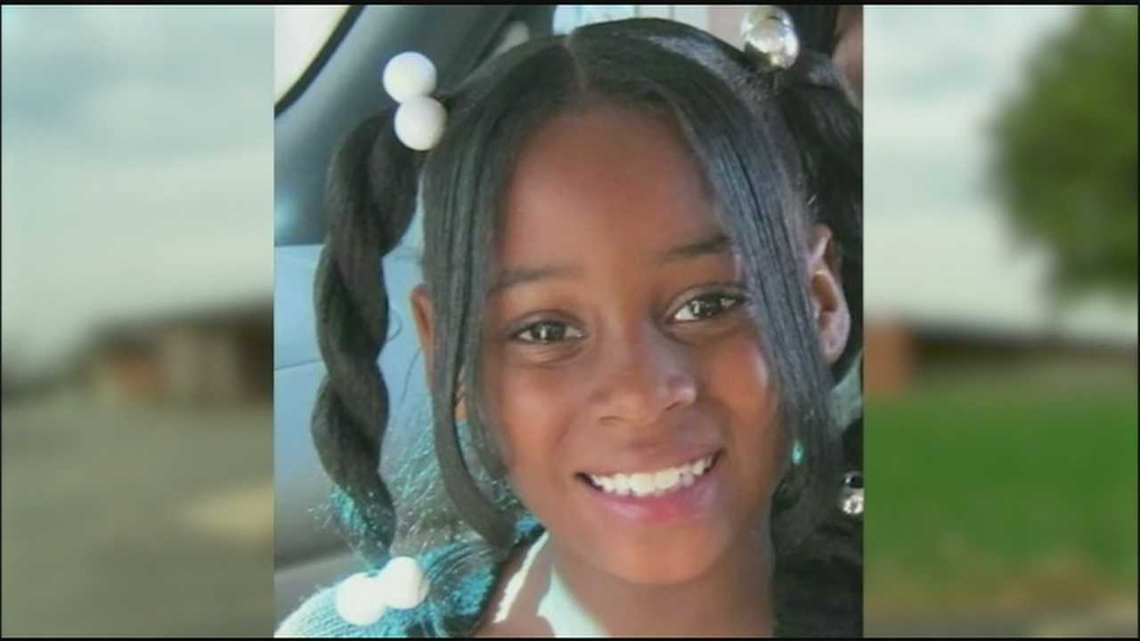 Kansas City, Kansas, police said they're making every effort to find the person who killed a 10-year-old girl in a drive-by shooting late Sunday, but they hope someone will come forward with information.