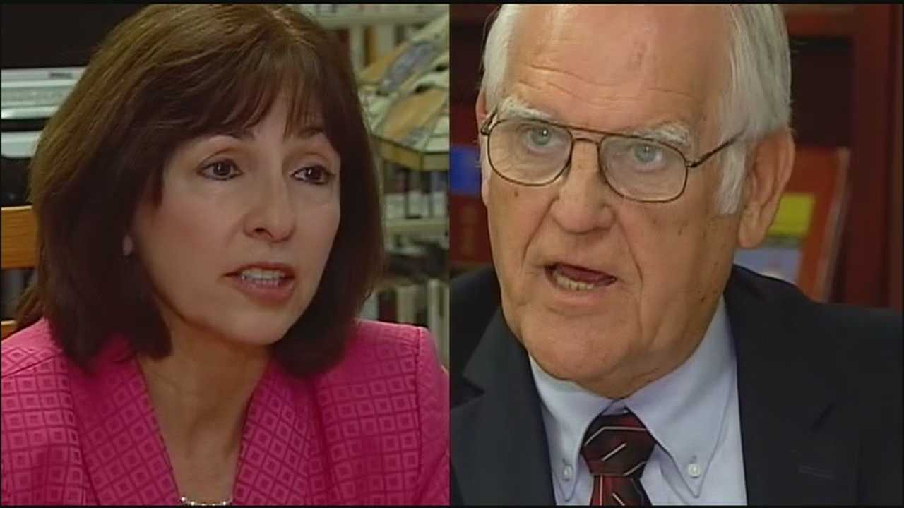 Johnson County voters will decide next week who will lead the County Commission.