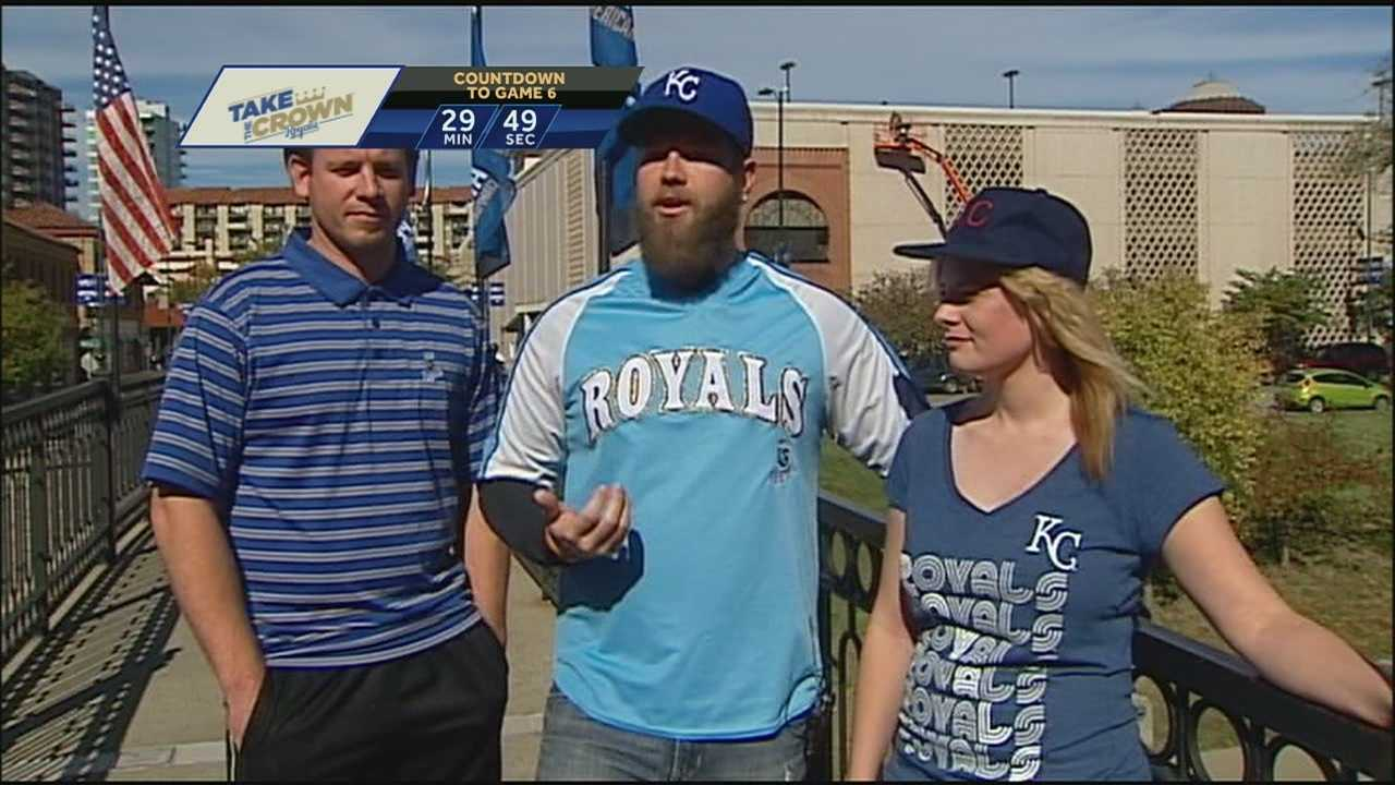 Win or lose, the Royals have certainly put it all out there during this postseason run, and one family has an anthem for them.