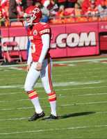 Cairo Santos kicked a 19 yard field goal in the 3rd quarter.  Chiefs won 24-10 over the Jets.