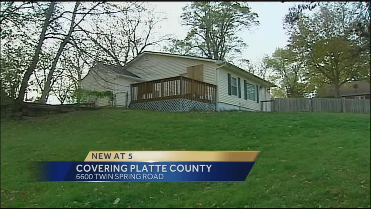 Deputies in Platte County said they're investigating a man's death late Saturday as a homicide.