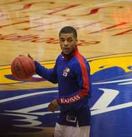 Frank Mason III is another sophomore who will assume a larger role this season.  He starts at point guard after the departure of Naadir Tharpe.