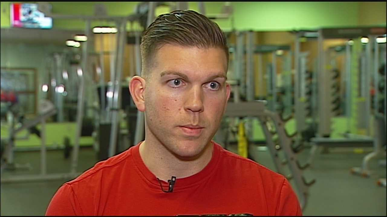 A soldier who helped lead colleagues to safety during a mass shooting at Fort Hood in April is continuing his recovery in Kansas City and talking about the experience.