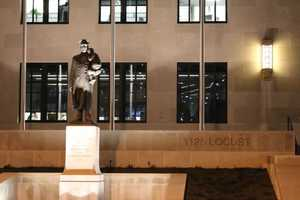 Work is concluding on the first full renovation of the Kansas City Police headquarters. It was first constructed in 1938. The $28 million remodel was funded by the quarter-cent public safety sales tax approved by voters.