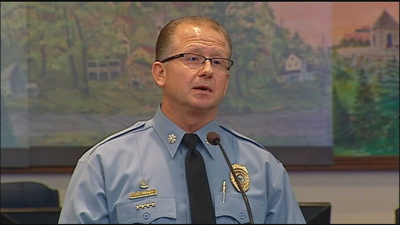 The Unified Government names a new police chief for the Kansas City, Kansas, Police Department.