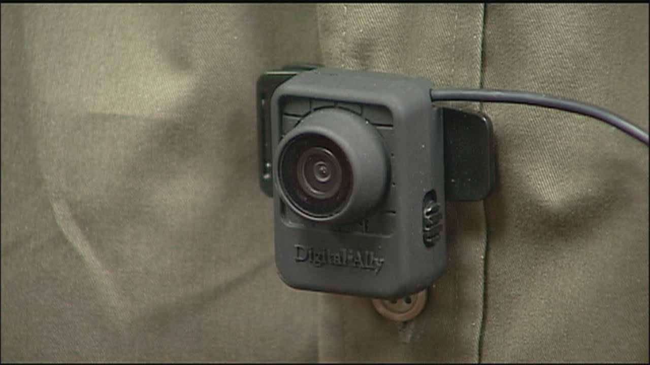 More law enforcement agencies have begun equipping officers with body cameras to provide a recording of an officer's interaction with the public.