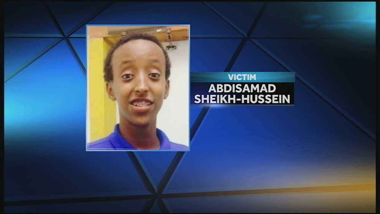 A funeral was held Saturday for a 15-year-old killed in a hit-and-run crash outside a Kansas City mosque.