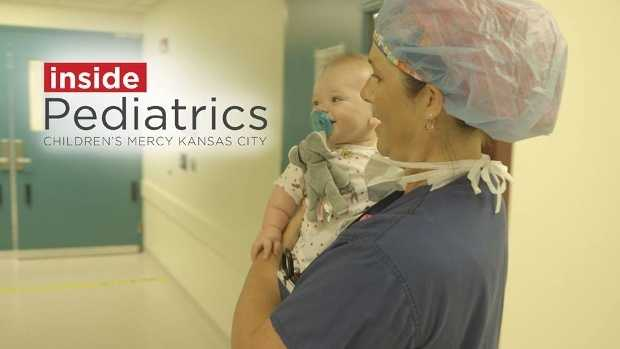 """Inside Pediatrics"" takes you inside the real stories of families and staff at Children's Mercy Hospital in Kansas City.  The series will introduce you to 28 patients and their families, representing 22 cities and five states."