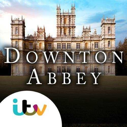 5) Downton Abbey