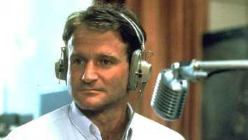 No. 2 -- Robin Williams