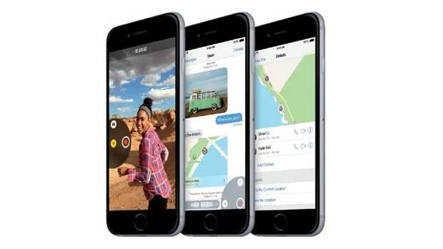 No. 3 -- iPhone 6
