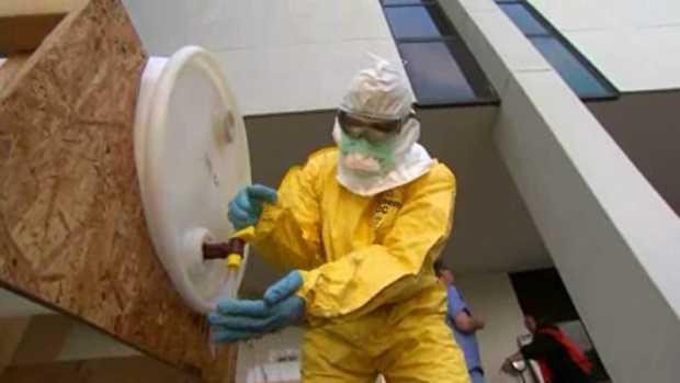 No. 4 -- Ebola