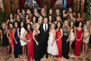 """New Bachelor Chris Soules, a.k.a. """"Prince Farming,"""" makes his selection from a crop of 30 new Bachelorettes.""""The Bachelor"""" returns Monday, Jan. 5 at 7 p.m."""