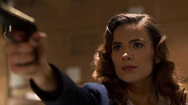 "The limited run series from Marvel, ""Agent Carter,"" starring Hayley Atwell, premieres Tuesday, Jan. 6 at 7 p.m."