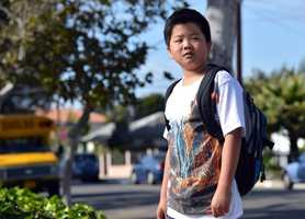"""""""Fresh Off the Boat,"""" a comedy about 11-year-old boy who loves hip hop and moves with his family to suburban Orlando, premieres at 7:30 p.m. on Feb. 4.."""