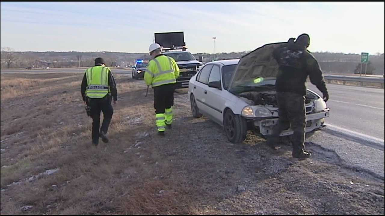 Missouri Department of Transportation's Motorist Assist crews said they expect to be especially busy as more people experience car trouble as a result of the bitter cold this week.