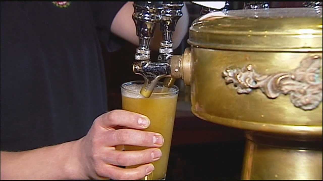 Kansas City is catching up with other communities across the region and making it legal for bars to offer free samples of beer and other drinks.