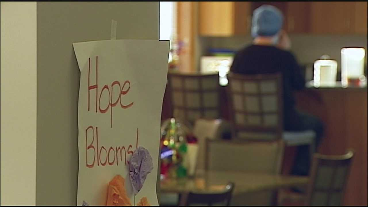 A place in Kansas City is offering people battling cancer a home away from home -- for free -- as they go through the scariest fight of their lives.