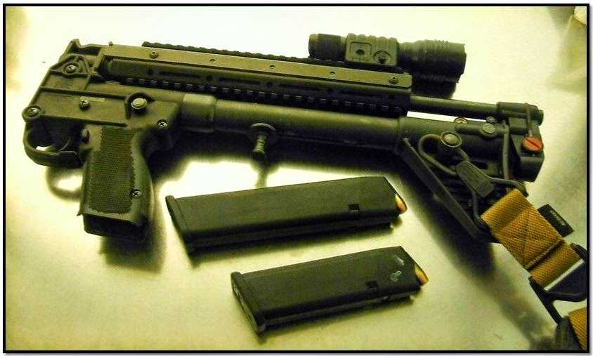 TSA: A loaded folding-stock rifle with two loaded magazines was discovered in a carry-on bag at Dallas/Fort Worth International Airport.