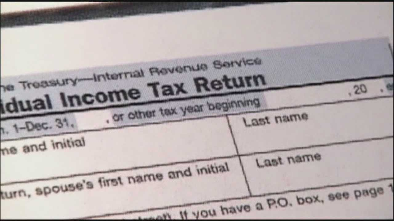 An Independence family learned about tax scams the hard way after their filed their taxes to get their refund, only to find that someone had beaten them to it.