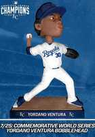 -7/25: Yordano Ventura commemorating the World Series