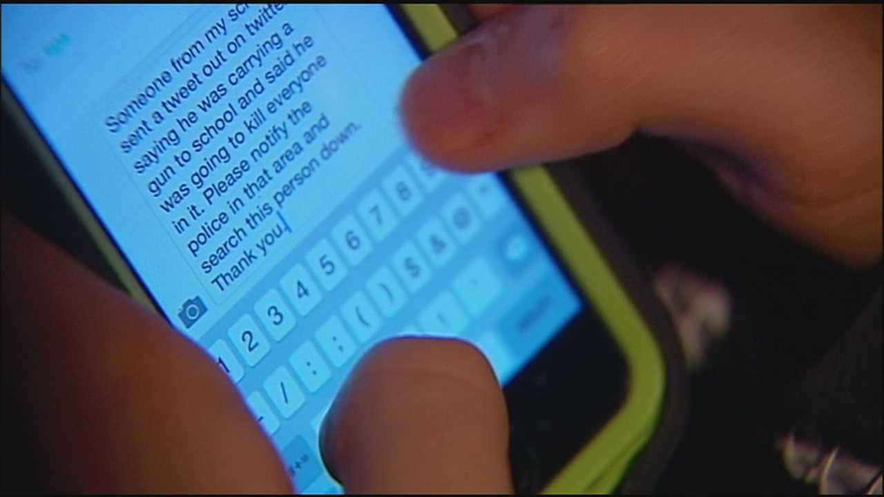 The Text-A-Tip program empowers students at many Kansas City schools to report problems like crimes, drug use or a classmate who may be considering suicide.