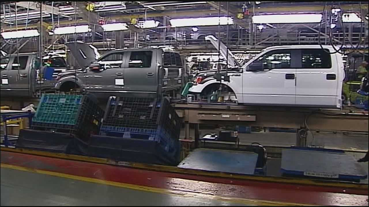 Officials say Ford Motor Co. will create an additional 900 jobs in Missouri to build the next-generation F-150 pickup.