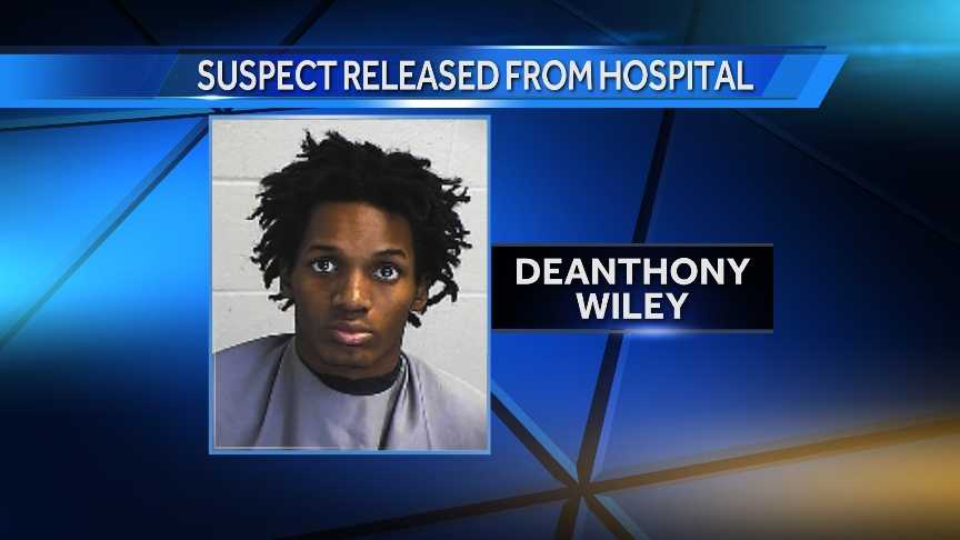 "DeAnthony Wiley is charged with first degree murder in connection to January's fatal shooting inside ""She's a Pistol."""