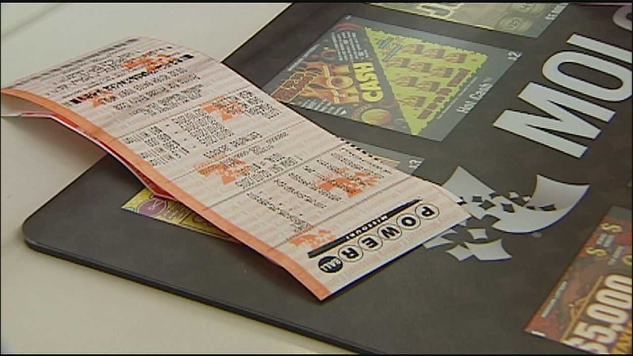 With an estimated $380 million jackpot on the line, people were lining up to buy tickets Saturday.