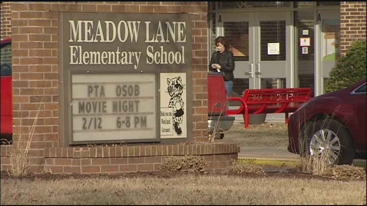 The Lee's Summit School District said it's investigating how young children were able to watch a pornographic video on computers given to them by the school.