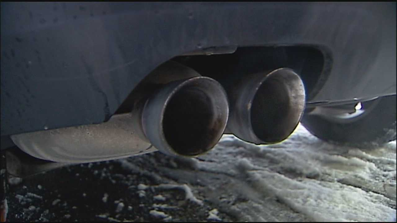 Kansas City police said that nearly all of the car thefts they've investigated in areas north of the Missouri River involve cars that had been left running and unattended to warm up.