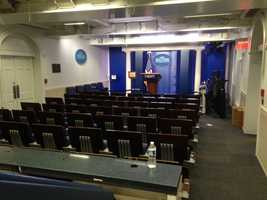 The White House Press Room