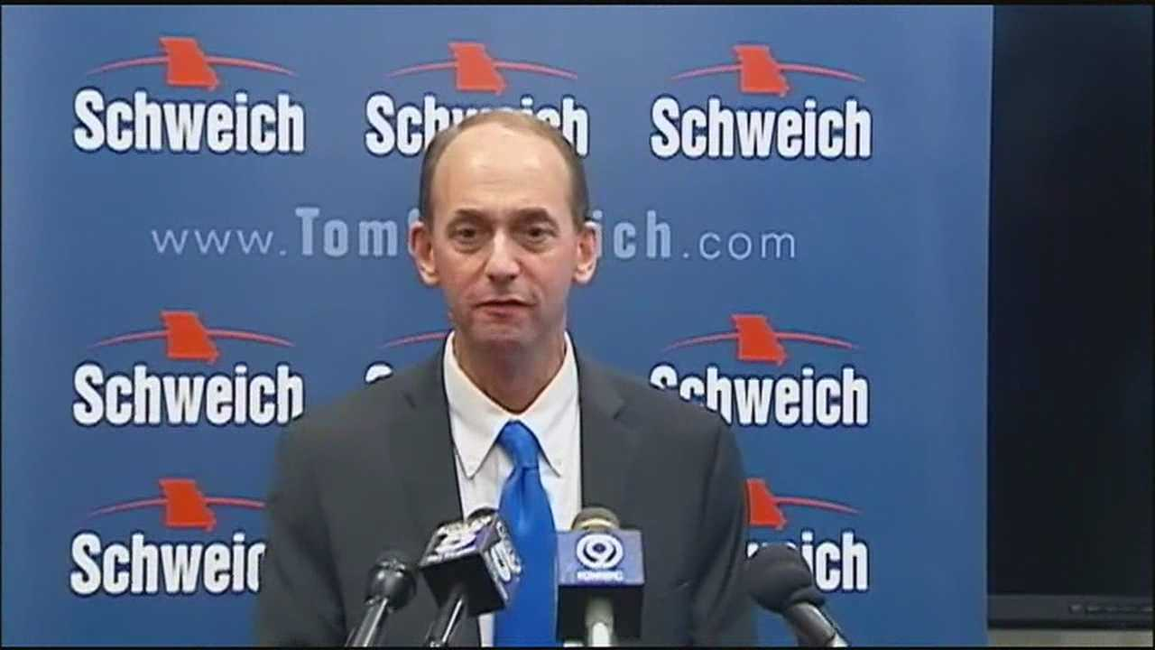 Tom Schweich, the recently re-elected Missouri state auditor and a candidate for governor in 2016, is dead of what police believe is a self-inflicted gunshot wound.