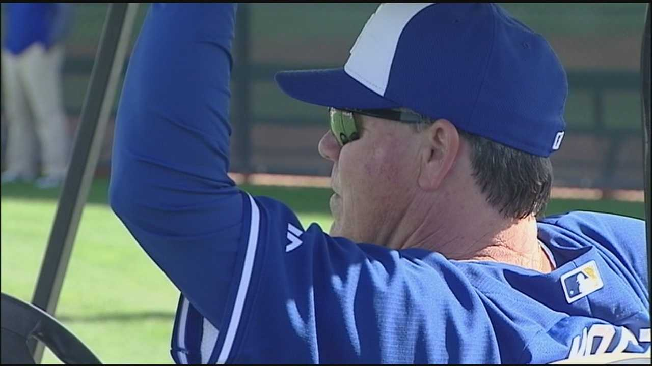 The Royals have just started spring training but manager Ned Yost says most of his lineup and rotation positions have already been decided.