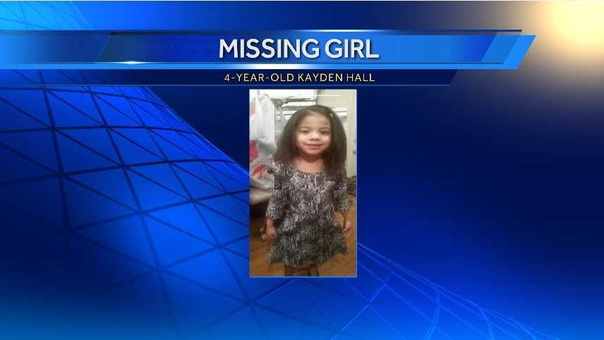 Saint Joseph police are looking for 4-year-old Kayden Hall.